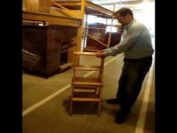 Free Wooden Folding Step Stool Plans by Diy Amish Folding Step Stool Plans Plans Free