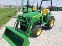 john deere 3038e with d160 loader john deere equipment