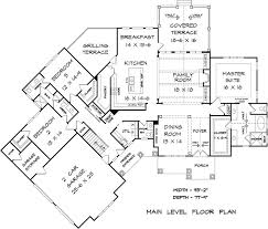 House Plans Traditional 1210 Best House Plans Images On Pinterest House Floor Plans