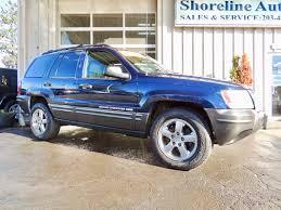 blue jeep grand cherokee 2004 2004 jeep grand cherokee columbia edition shoreline auto sales