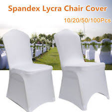spandex banquet chair covers spandex chair covers home garden ebay