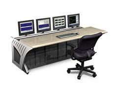 Control Room Desk Winsted Control Room Consoles Ergonomic Command Consoles