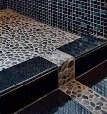 the 25 best river rock bathroom ideas on pinterest river rock