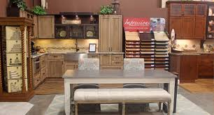 kitchen showroom design ideas capps has semi custom cabinetry for kitchens baths