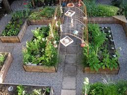 designing a kitchen garden