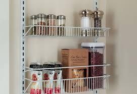 Kitchen Cabinet Storage Shelves Kitchen Wire Storage Racks Donatz Info