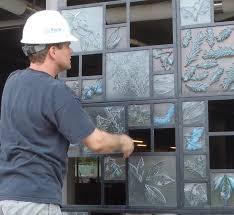 Seeking Fused Cast Sustainable Design Washington Glass Studio