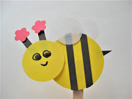 bee craft for kids