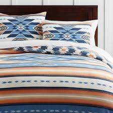junk gypsy desert sunset reversible duvet cover sham pbteen