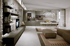 Modern Kitchens With Islands by Gorgeously Minimal Kitchens With Perfect Organization