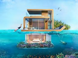inside dubai u0027s 12 million u0027floating seahorse u0027 homes business