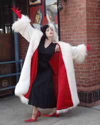 Cruella Vil Halloween Costumes 40 Halloween Costumes Wicked Makeup
