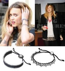 friendship bracelet links images Fearne cotton and links of london skull friendship bracelet jpg