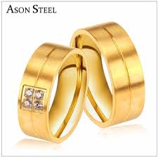 couple rings gold images Direct factory price for couple rings with diamond beautiful gold jpg
