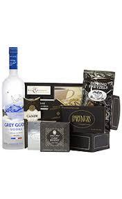 vodka gift baskets vodka gifts grey goose gift baskets