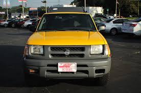 yellow lexus suv 2000 nissan xterra se yellow 4x4 sport suv