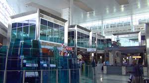 Dallas Airport Terminal Map by An Hd Tour Of Dallas Fort Worth International Airport Dfw