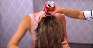 coke rinse hair vi what will happen if you wash your hair with coca cola watch
