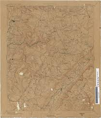 Knoxville Tennessee Map by