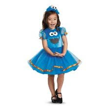 4t Halloween Costumes Sesame Street Boys Cookie Monster Tutu Halloween Costume Toddler