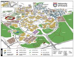 Cornell Campus Map Maps And Buildings University Of Victoria University Of Victoria