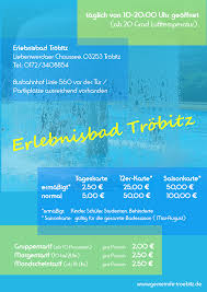 Wetter Bad Liebenwerda Tröbitz Erlebnisbad Und Sportkomplex Tröbitz