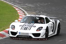 100 Porsche 918 Front Porsche To Debut 918 Spyder At