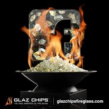 glaz chips fire glass the alternative product for fireplaces