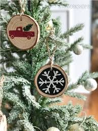 wood slice ornament workshop ar workshop rochester