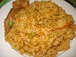 cuisine algeroise recette riz algérois cuisine algérienne