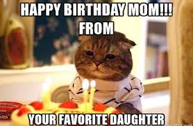 Mom Birthday Meme - happy birthday mom quotes