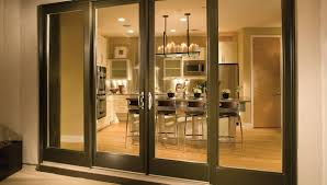 Wooden Exterior French Doors by Decoration Exterior Single French Doors With Furniture Narrow