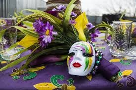 mardi gras table decorations free stock photo public domain pictures