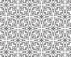 free stars and squares pattern coloring page pattern