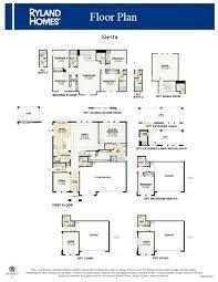 ryland floor plans ryland home floor plans homes floor plans ryland homes floor plans