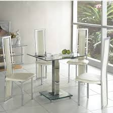 small glass kitchen table stylish accent of your kitchen glass dining tables small glass