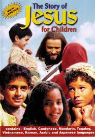 video resource the story of jesus for children salvos org au