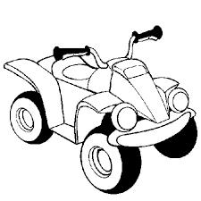 quad moto en ligne gratuit à imprimer