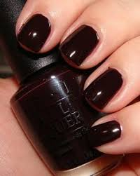 opi hollywood and wine ahhh i love this rich color nails