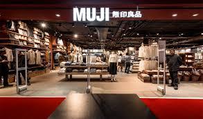 muji bureau muji opens shop at vr bengaluru indiaretailing com