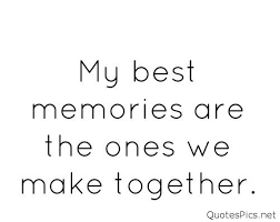 best memories quote image