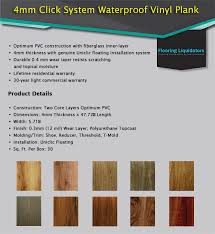 water resistant vinyl flooring waterproof vinyl flooring