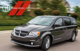 luxury minivan 2018 dodge grand caravan overview mississauga toronto ontario