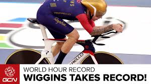 Record by Bradley Wiggins Breaks The Hour Record Essential Things To Know