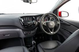 vauxhall corsa 2017 interior all new small city car vauxhall viva revealed