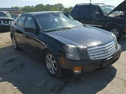 2007 cadillac cts 3 6 rebuilt title 2007 cadillac cts sedan 4d 3 6l 6 for sale in miami