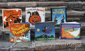honey mommy 17 spooktacular halloween picture books