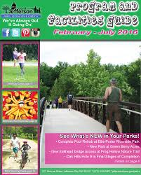 jefferson city parks and recreation program guide spring summer