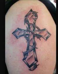 tribal tattoos cross tribal tattoo tattoo designs tattoo