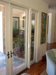 exterior design mesmerizing white retractable screen doors for